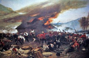 Battle at Rorke' Drift